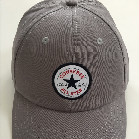 f963dd6d901a7b Brand New Converse Hat in Charcoal